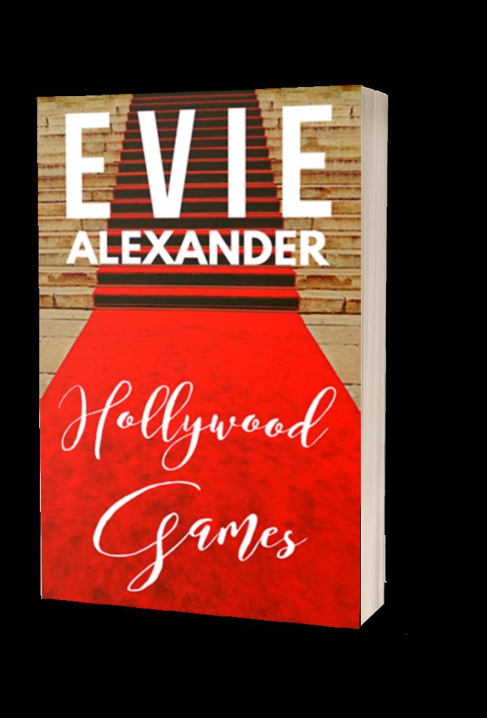 Evie Alexander Hollywood Games Book Cover