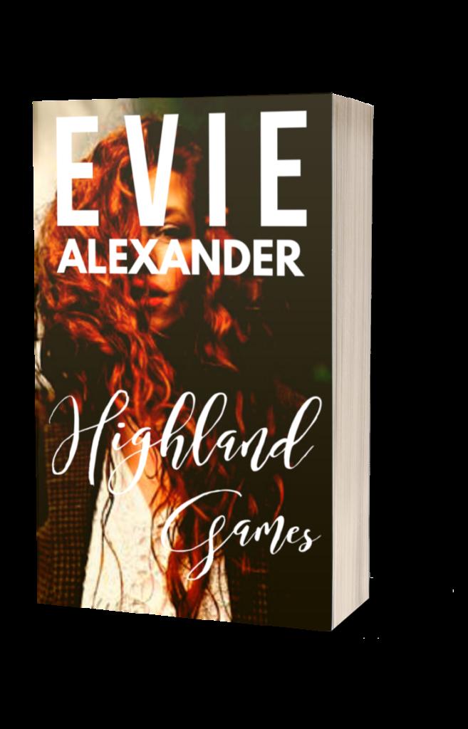Evie Alexander Highland Games Book Cover