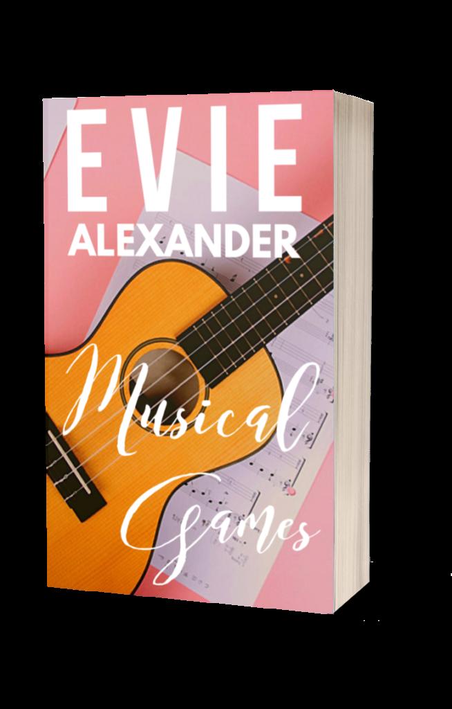 Evie Alexander Musical Games Book Cover