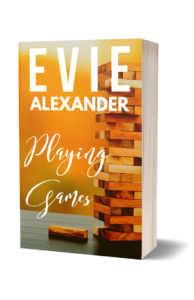 Evie Alexander Playing Games Book Cover