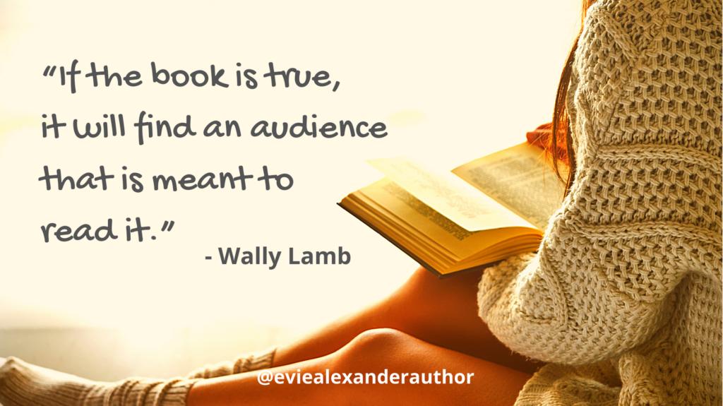 Wally Lamb quote