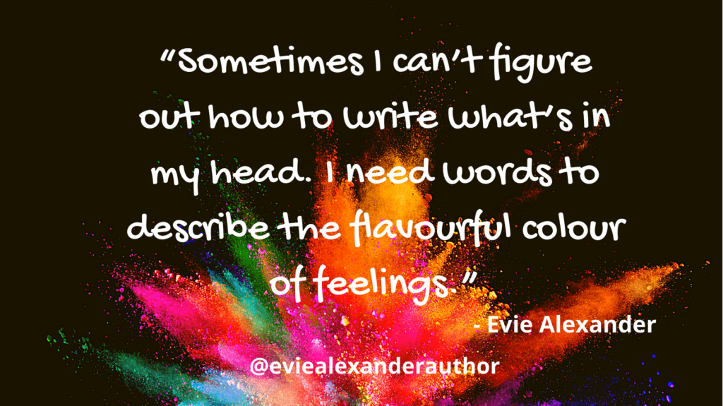 Evie Alexander Quote