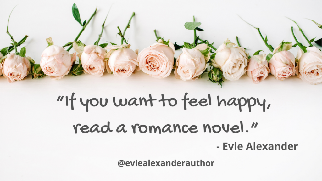 Evie Alexander blog - on my love of books - Evie quote