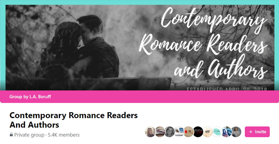 Contemporary Romance Readers and Authors