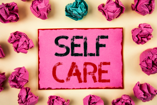 writer self care