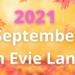 Evieland Evie Land September